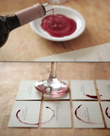 DIY Weinhochzeitseinladungen